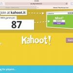 Kahoot Game-Pin