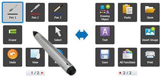 Bluetooth Presenter Laser Pointer