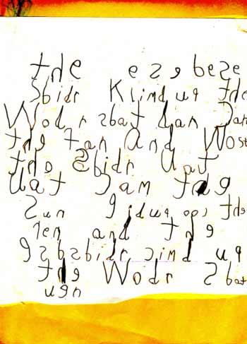 dyslexia writing2