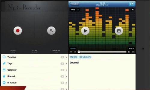 mp3 recorder app